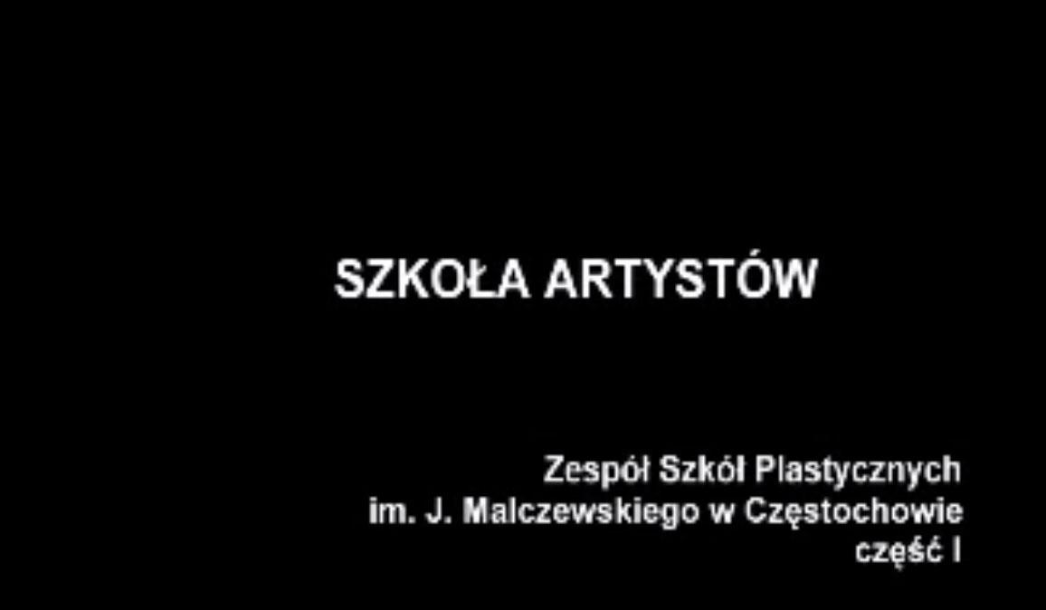 Szkoła Artystów cz.1