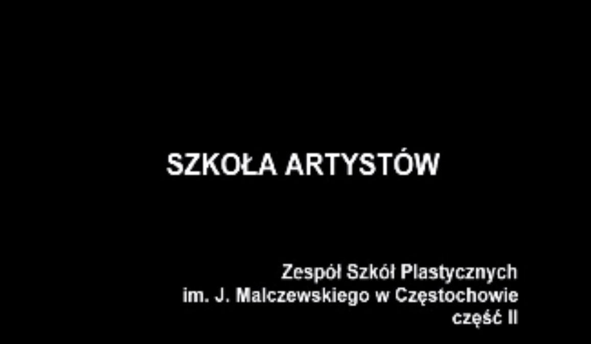 Szkoła Artystów cz.2